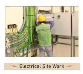 Electrical Site Work